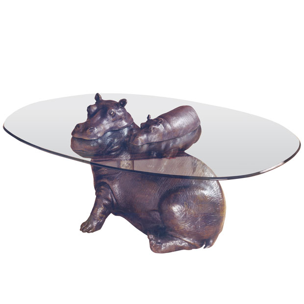 Hippo & Baby Coffee Table