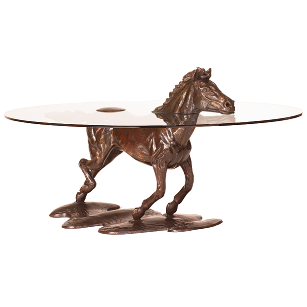 Horse Coffee Table
