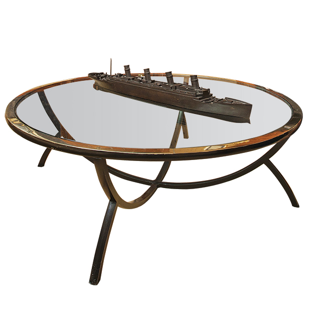 Titanic Coffee Table