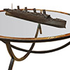 Bronze Dining Table